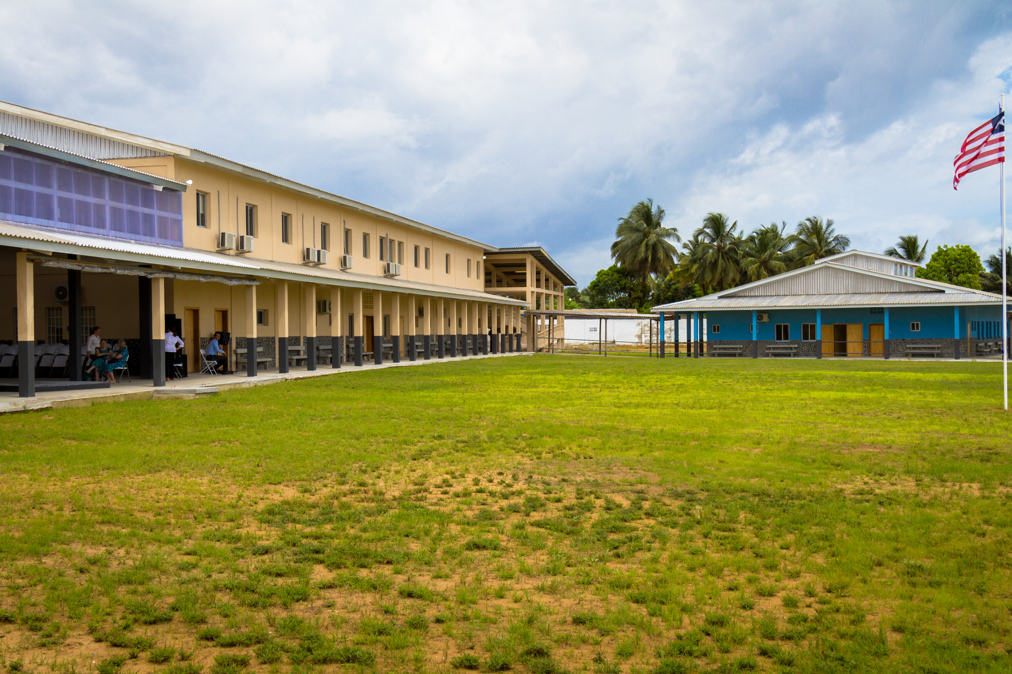 $5m Elwa Hospital a New Era for Liberian Healthcare | SIM USA